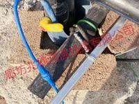 地源热泵测温电缆安装